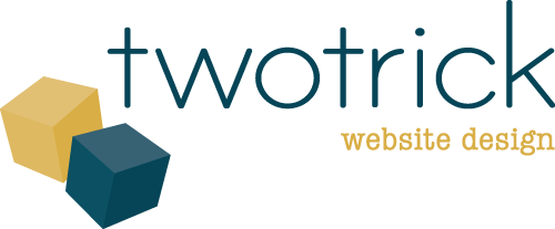 twotrick website design